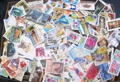 1kg Definitive stamps $124 US
