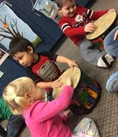 Drumming time!