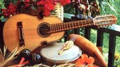 Puero Rican traditional music.