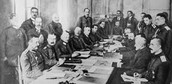 Treaty of Brest-Litovsk -  1918
