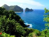 Samoa's Beautiful View