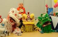 Lunar New Year (Lions)