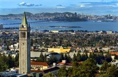 1. Univeristy of California - Berkeley