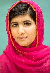 "We cannot all succeed when half of us are held back."" -Malala Youfalazi"