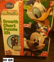 90 QR Disney Mickey Mouse Clubhouse Puzzle