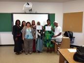 Parent Leadership Class Graduation
