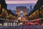 La Champs-Élysées