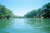 The Frio River