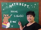 Department Head: Patricia Flores