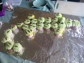 Crocodile Cake!
