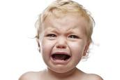 What defines a temper tantrum?