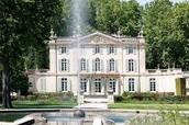 La château Grimaldi