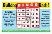 Bulldog Bingo Bash