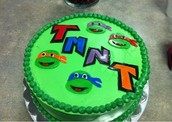 TMNT Cake!!! Loved doing this one!!!