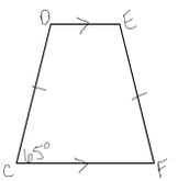 Isosceles Trapezoid Example
