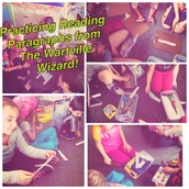 Fluency Practice with The Wartville Wizard