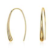 Dewdrop Threader Earrings