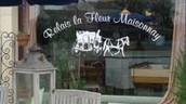 Relais La Fleur Bar Tabac Motel Restaurant et brocante