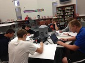 student led collaboration in the HS