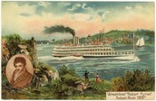 The history and Inventors of Steamboats