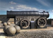 Middle Ages cannon