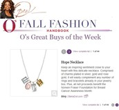 Oprah's Great Buys of the Week