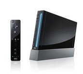 Used Black Wii