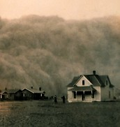 Dust Bowls are Near