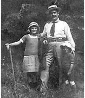 Father-  Zinovy Zakharovich Rosembaum