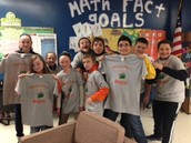 Students Master their Math Facts!