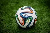 Last FIFA World Cup Ball