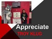 Troy Klug