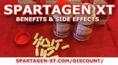 Spartagen XT - increase the level of testosterone booster