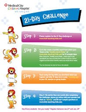 21 DAY CHALLENGE!