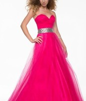 Fancy Colorful Dress