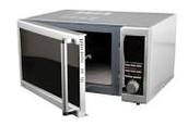 Микроволновка для разогревания пищи, а не для приготовления