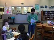 7th grade Poetry Slam