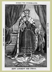 King Andrew I.