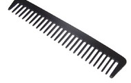 Combs your hair!