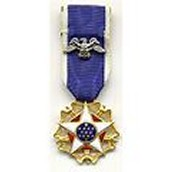 Medal of Freedom 2003