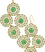 Garden Party Chandelier Earrings