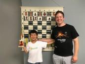 Winner against 8th graders! WOW!