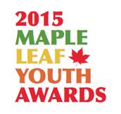 2015 Maple Leaf Youth Awards