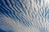 Cirro-cumulus Clouds