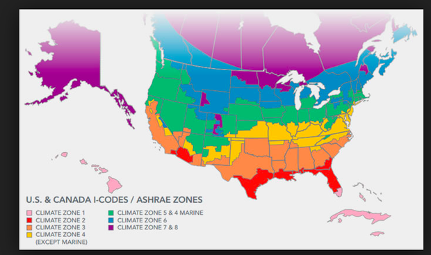Iowa Weather Climate Smore Newsletters For Education - Ashrae climate zone map