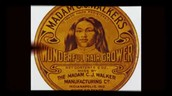 Madam CJ Walker penny/coin