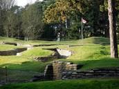Vimy Ridge and Arras.