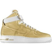Air Force 1 Solid Gold