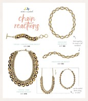One necklace, so many ways to wear it.