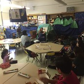 Classroom Reading Session